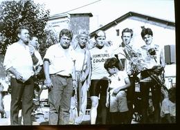CREON LIBOURNE    ET SES ENVIRONS   CYCLISTE COURSE           PHOTO ANNEES 60 / 70 /80 - Autres Communes