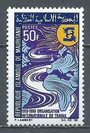 Mauritanie YT N°262 Organisation Internationale Du Travail Neuf ** - Mauretanien (1960-...)