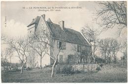 SAINT PARDOUX LA RIVIERE - Château Le Pommier - Frankreich