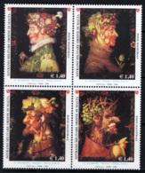 SMOM 2008 Sass.913/16 MNH/** VF - Malte (Ordre De)