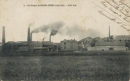 Les Forges De Basse Indre Coté Sud - Basse-Indre