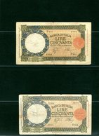 BANCONOTE LOTTO - Banconote