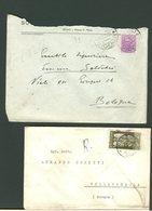 ITALIA REGNO - Storia Postale - Storia Postale