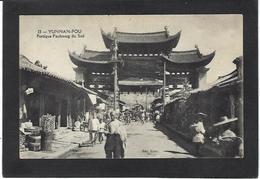 CPA CHINE China Asie Non Circulé Yunnam Fou - Chine