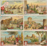"""(FI).Figurine Liebig.Serie""""Stretto Dei Dardanelli"""".1911.Unificato N° 1030.Val. 6,00 (18-a19) - Liebig"""