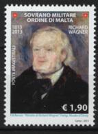 SMOM 2013 Sass.1149 MNH/** VF - Sovrano Militare Ordine Di Malta