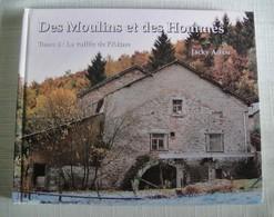 Des Moulins Et Des Hommes Tome 3 Jacky Adam La Vallée De L'Aisne - Belgique