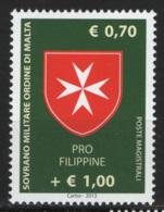 SMOM 2013 Sass.1176 MNH/** VF - Sovrano Militare Ordine Di Malta