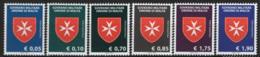 SMOM 2014 Sass.1177/82 MNH/** VF - Sovrano Militare Ordine Di Malta