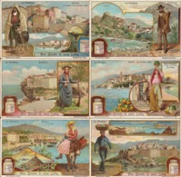 "(FI).Figurine Liebig.Serie""La Corsica"".1912.Unificato N° 1040.Val. 7,50 (20-a19) - Liebig"