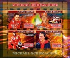 Guinea Bissau  2007  Formula Michael Schumacher - Guinea-Bissau