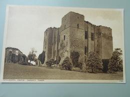 ANGLETERRE WARWICKSHIRE KENILWORTH CASTLE CAESAR'S TOWER - Angleterre