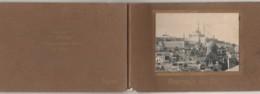 SOUVENIR DU CAIRE - CARNET COMPLET DE 10 CPA - EDITEUR F. DIEMER - (FELIX MARSCHNER SUCC.) - (TOUS LES SCANS) - Cairo