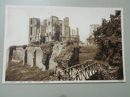ANGLETERRE WARWICKSHIRE KENILWORTH FROM RUSTIC BRIDGE - Angleterre