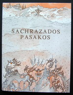 Lithuanian Book / Šachrazados Pasakos 1988 - Bücher, Zeitschriften, Comics