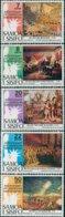 Samoa 1976 SG459-463 American Revolution Set MNH - Samoa