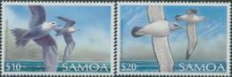 Samoa 1988 SG802-803 Bird Set MNH - Samoa