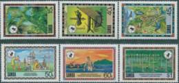 Samoa 1988 SG807-812 National Conservation Set MNH - Samoa