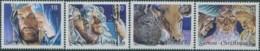 Samoa 1989 SG835-838 Christmas Set MNH - Samoa