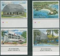 Samoa 1990 SG847-850 Tourism Set MNH - Samoa