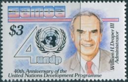 Samoa 1990 SG856 $3 UN Development MNH - Samoa