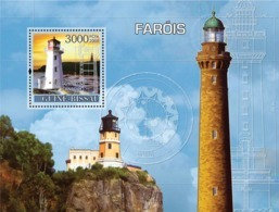 Guinea Bissau  2008  Lighthouses - Guinea-Bissau