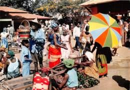 Burkina Faso Gaoua Poni Pougoulis Marche Africain (scan Recto Verso ) Nono0039 - Burkina Faso