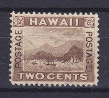 Hawaii 1894 Mi. 58    2c. Honolulu - Hawaii