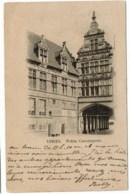 Ieper Ypres  Petite Conciergerie  1901 - Ieper