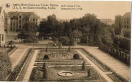 Eeclo  OLV Ten Doorn Inrichting  Zwitserse Tuin En Park - Eeklo
