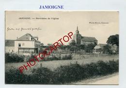 JAMOIGNE-Periode Guerre 14-18-1WK-BELGIQUE-BELGIEN- - Chiny