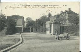 VIROFLAY - Un Coin De La Gare Rive Droite - Viroflay