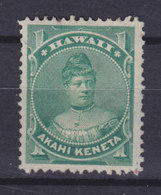Hawaii 1882 Mi. 27    1c. Prizessin Likelike - Hawaii