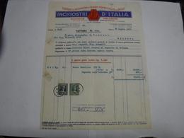 MILANO -  PRECOTTO  --- INCHIOSTRI  D'ITALIA - Italia