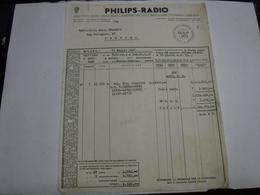 MILANO -  VIA PADOVA   ---  PHILIPS- RADIO - Italy