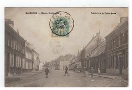BAISIEUX - Route Nationale - Autres Communes