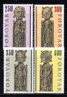 FAEROER FAROER FOROYAR 1984 - La Serie  N. 87/90  ***  MNH    (2380A) - Isole Faroer