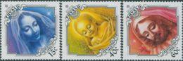 Tuvalu 1988 SG545-547 Christmas Set MNH - Tuvalu