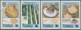 Tuvalu 1989 SG554-557 Fungi Set MNH - Tuvalu