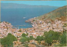 Ile D'Hydra - Cpm / Vue Générale De La Ville Et Du Port. - Grèce