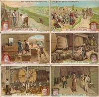 """(FI).Figurine Liebig.Serie""""Nel Paese Dello Sciampagna"""".1912.Unificato N° 1061.Val. 6,00 (26-a19) - Liebig"""