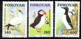 FAEROER FAROER FOROYAR 1978 - La Serie  N. 30/32  ***  MNH    (2380A) - Isole Faroer