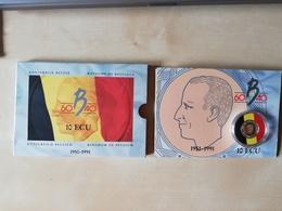 10 Ecu Roi Baudouin 1951 1991 - Collections