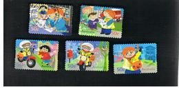 AUSTRALIA  -  SG 2654.2658  - 2006 POSTIE KATE (COMPLET SET OF 5)   -   USED - Usati