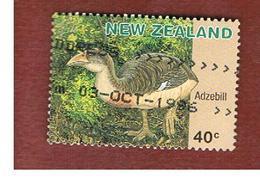 NUOVA ZELANDA (NEW ZEALAND) - SG 2028  -  1996   EXTINT BIRDS: ADZEBILL -  USED° - Nuova Zelanda