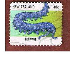 NUOVA ZELANDA (NEW ZEALAND) - SG 2108  -  1997   INSECTS:  PERIPATUS             -  USED° - Nuova Zelanda