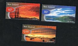 NUOVA ZELANDA (NEW ZEALAND) - SG 2183  -  1998  SCENIC SKIES: CLOUDS OVER LAKE WANAKA        -  USED° - Nuova Zelanda