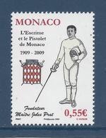 Monaco - YT N° 2675 - Neuf Sans Charnière - 2009 - Monaco