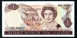 New Zealand 1 Dollar 1989 UNC - Nueva Zelandía