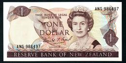 New Zealand 1 Dollar 1989 UNC - New Zealand